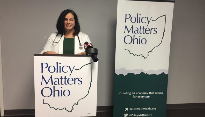 Policy Matters Ohio Report Shows Cost of ACA Repeal in Ohio