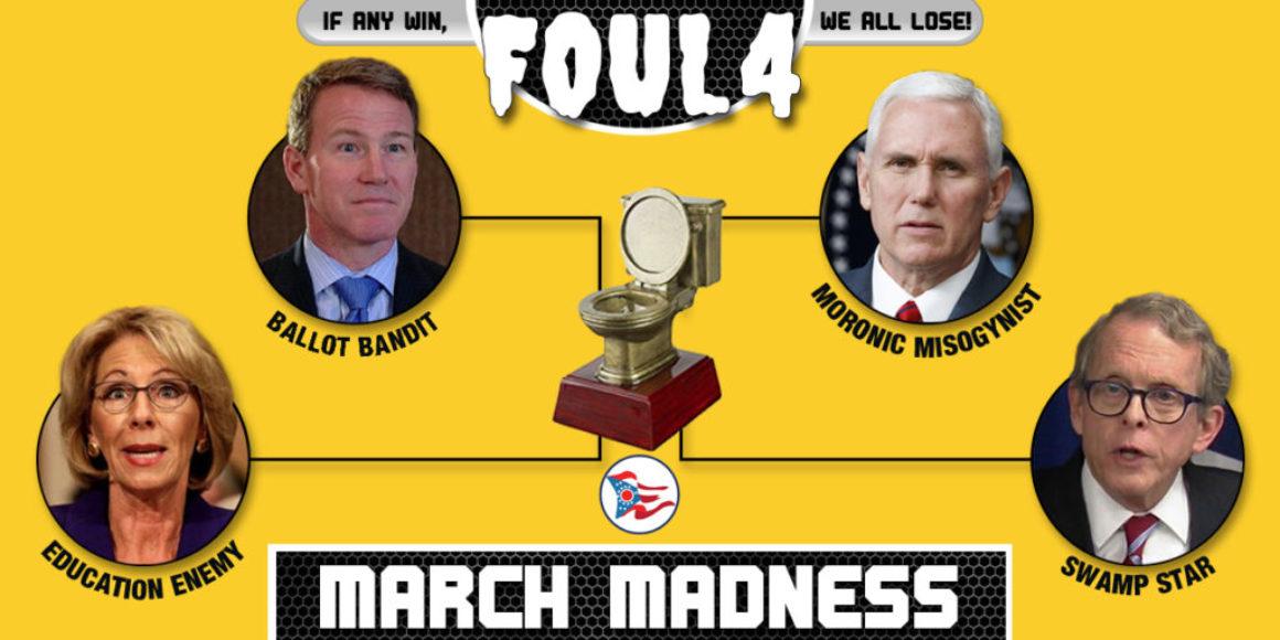 The Foul Four